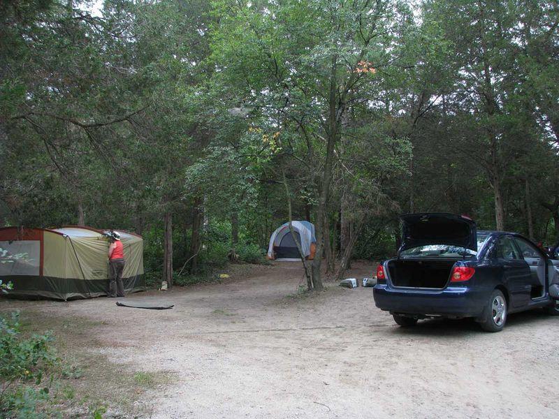 CampsiteTents